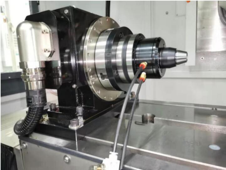 QD420 4-axis CNC tool grinder
